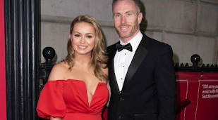 James Jordan's 'weird' Dancing On Ice training