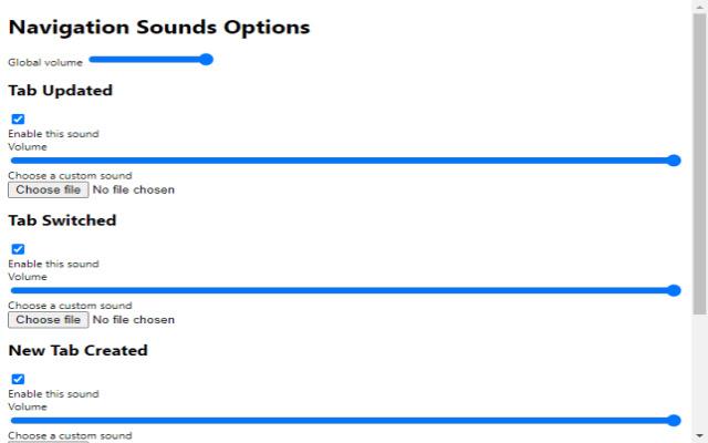 UI Sounds