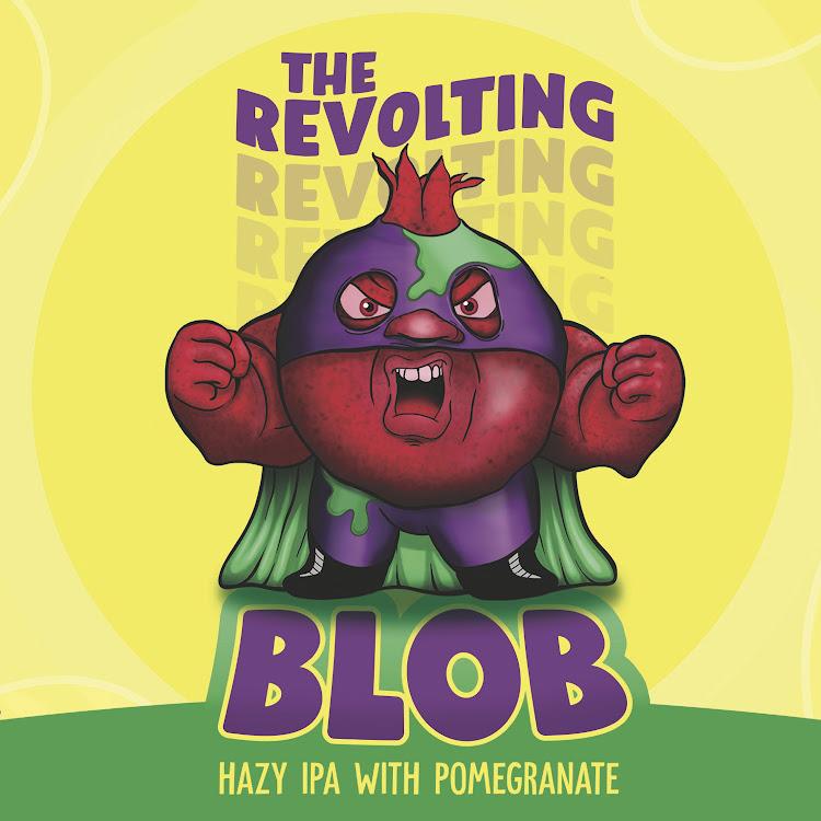 Logo of Young Veterans: The Revolting Blob