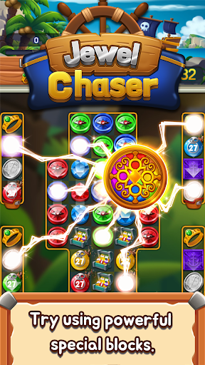 Jewel chaser modavailable screenshots 2