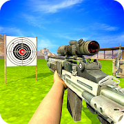 Shooting Range Master Simulator 3D