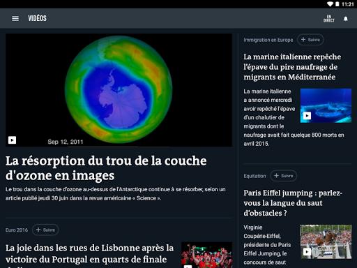 Le Monde, l'info en continu screenshot 11