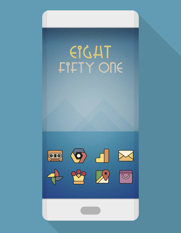 DARKMATTER VINTAGE - ICON PACK- screenshot