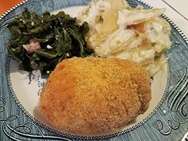 Classic Chicken Cordon Bleu Recipe
