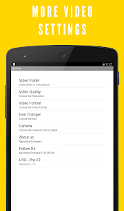 Secret Video Recorder Pro v1.7 APK by Hornet Software's 3