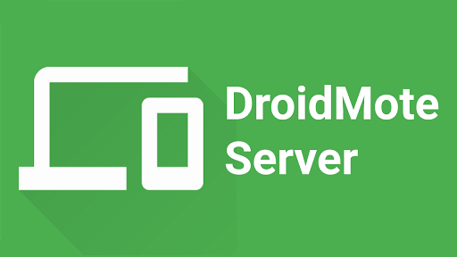 DroidMote Server (root) app for Android screenshot