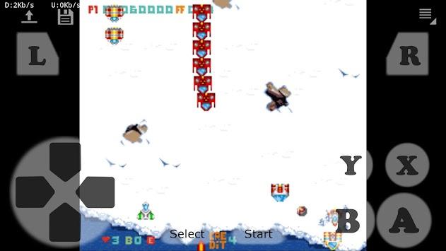 Multi Snes9x (beta multiplayer SNES emulator) APK Latest Version