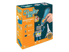 3Doodler Start Essentials 3D Printing Pen Set - Cool-touch, Child-Safe
