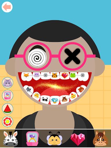Kids Dentist; Kids Learn Teeth Care modavailable screenshots 13