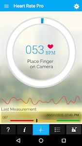 Heart Rate Monitor Pro v1.1