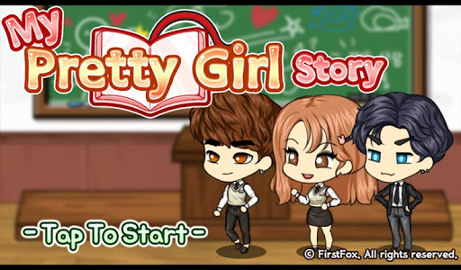 My Pretty Girl Story : Dress Up Game apkdebit screenshots 17