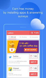 ladooo - Free Recharge App- screenshot thumbnail