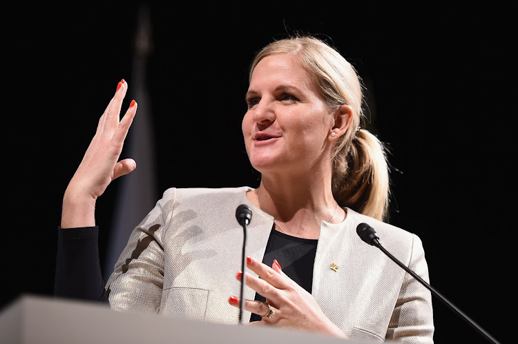 IOC's Athletes' Commission chief Kirsty Coventry
