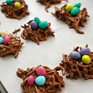 Haystack Cookies for Easter Recipe