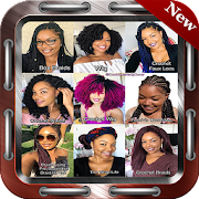 450+ Braid Hairstyles For Black Women by silenovelise icon