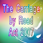 The Carriage by Road Act 2007- Know What is It APK icon