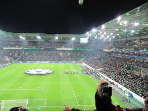 Photo: CL-Heimspiel Turin 3.11.2015