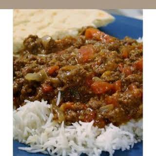 Ground Beef Curry #SundaySupper.
