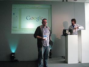 Photo: GDD 2008 London - MySpace & Google, OpenSocial
