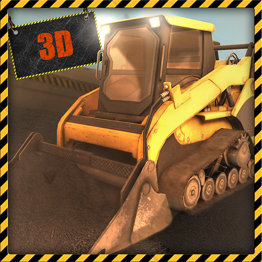 Construction Crane Operator 3D