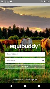 Equibuddy - náhled