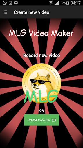 MLG Montage Maker