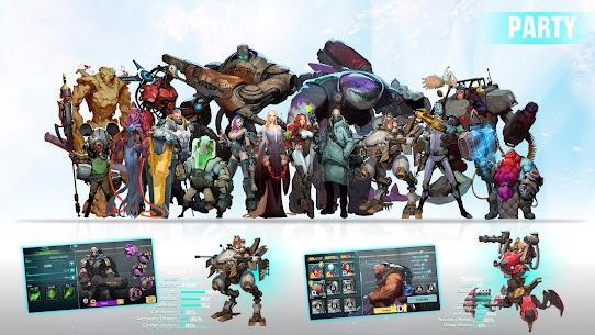 Ark of War: Galaxy Pirate Fleet MOD (Unlimited Money) 5