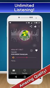📻 Cameroon Radio FM & AM Live screenshot 2