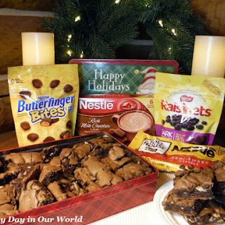 Decadent Tuxedo Cookie Bars for the Holidays