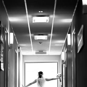 Wedding day Ready by Robert Blair - Wedding Bride ( bride, groom, belleville, weddings, photographer )