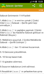 Salavat-ı Şerifler screenshot 0