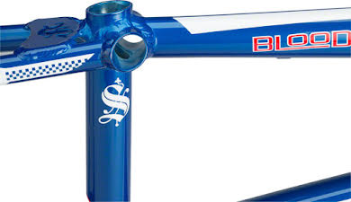 """Staats Bloodline Continental Pro XL Frame 21.25"""" Top Tube alternate image 1"""