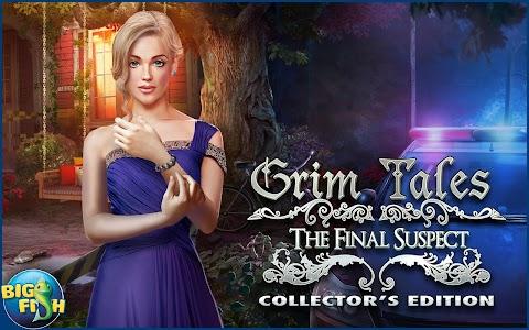 Grim Tales: Suspect (Full) v1.0.0