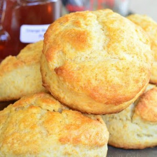 Honey Butter Biscuits.