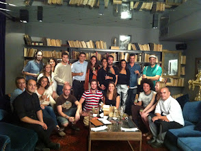 Photo: Foto de grupo :-) Do it Yourlsef: Taller de Gin&Tonic en el Restaurante&Club DIME de Barcelona.