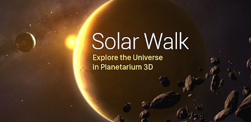 Solar Walk Free Stars And Planets System D Apps On Google Play - Solar system map 3d