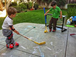 Photo: Brother Hockey