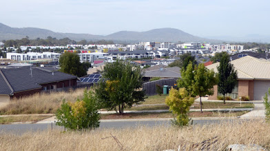 Photo: View of Franklin & Harrison little boxes