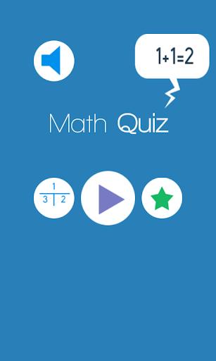 Arithmetic for kids: Math Quiz