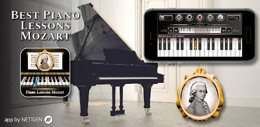 Best Piano Lessons Mozart - Apps on Google Play