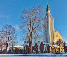 Photo: Kościół w Terespolu p.w Świętej Trójcy