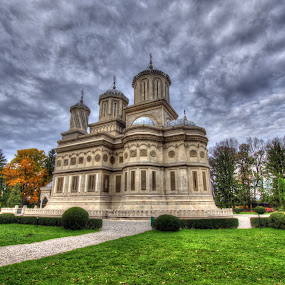 The Curtea de Arges Cathedral - Romania by Agatanghel Alexoaei - Buildings & Architecture Public & Historical