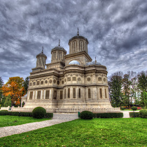 HDR The Curtea de Arges Cathedral Oct 2017 2.jpg