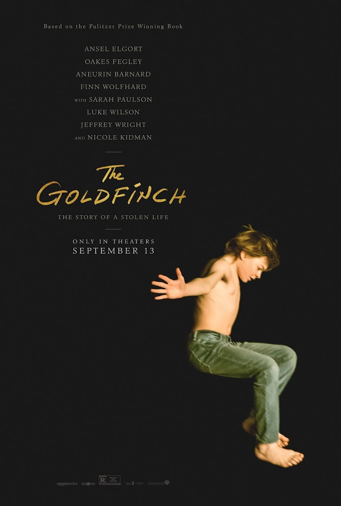 The Goldfinch official site