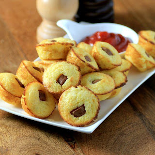 Corn Dog Muffins #SundaySupper