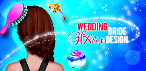 Indian Wedding Bride Hair Do Design And Spa Salon for PC