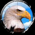 野生のワシの狩猟 - 3dハンター icon