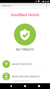 SandBlast Mobile Protect- screenshot thumbnail