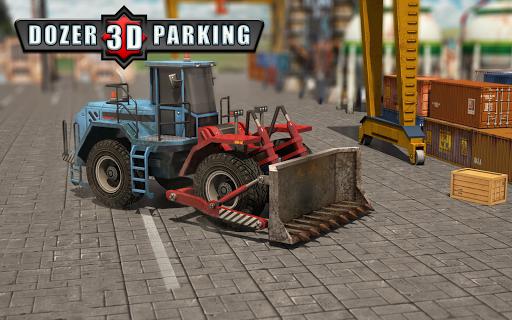 Dozer Driver 3D Parking