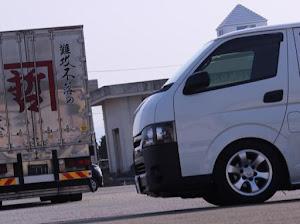ハイエースバン GDH201V SUPER- GLのカスタム事例画像  箱バン☆200(KDH200V)さんの2018年06月10日18:00の投稿